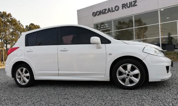 Nissan Tiida 2010 Full Automático. Impecable!