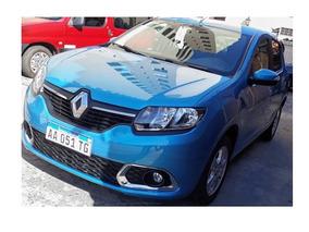 Renault Nuevo Sandero Privilege 2016 Impecable! Unico Dueño