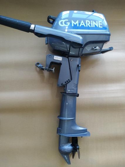 Motor Fuera De Borda Cg Marine 3 Hp 2 Tiempos