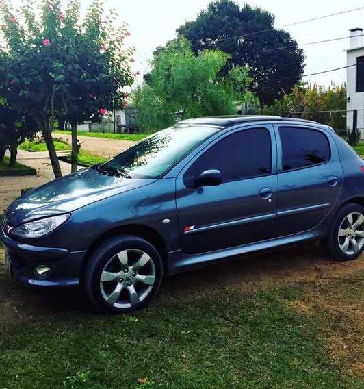 Peugeot 206 1.6 Xt 2006