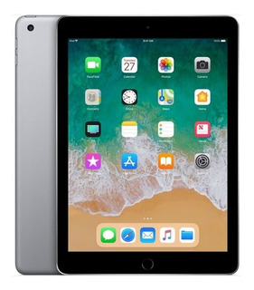 iPad Tablet Apple 2018 32gb Wifi Pantalla 9.7 Led Ips Nnet