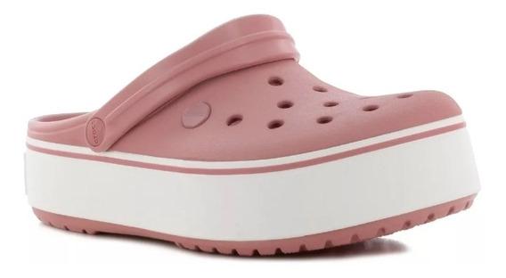 Vendo Crocs De Plataforma Originales