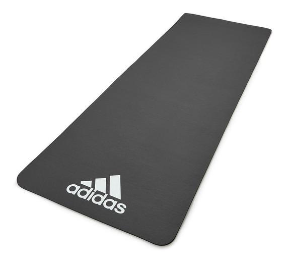 Colchoneta Yoga Mat 7mm Gris Oscura adidas adidas