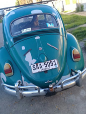 Volkswagen Fusca 62 Vendo O Permuto
