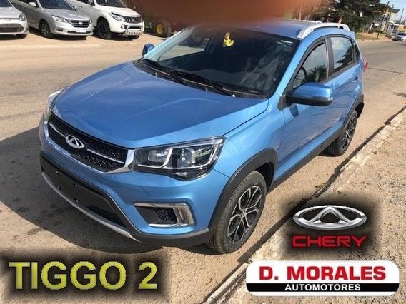 Chery Tiggo 2 Automatica Suv 1.500 Cc. Año 2019 - 0 Km.