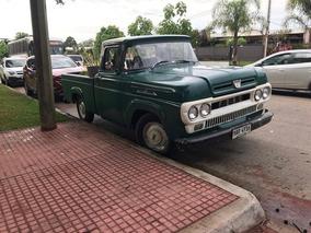 Ford F100 Muy Original