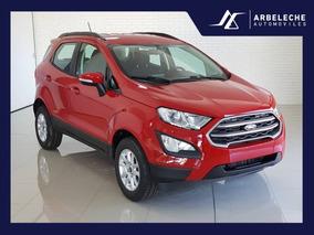 Ford Ecosport Se At 2018 0km! Entrega Inmediata! Arbeleche