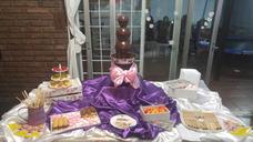 Fuente De Chocolate C/mesa Dulce,a Todo El País.desde $1800