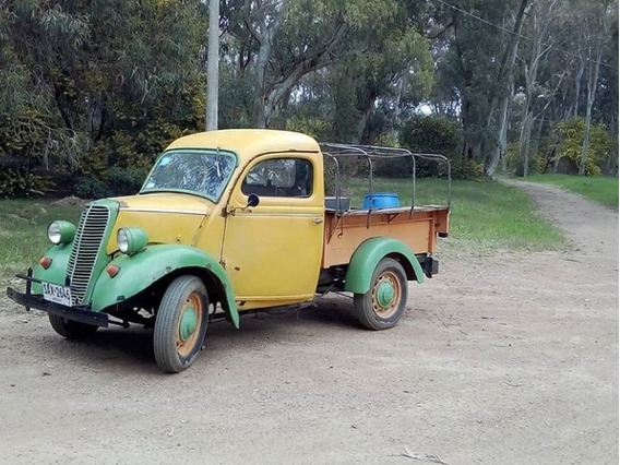 Ford Pick Up Fiordson E83w 1952