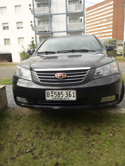 Geely Emgrand Ec7 Full 2016