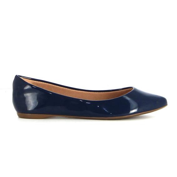 Zapato Via Uno De Mujer Valerina