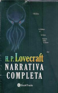 Narrativa Completa _ H P Lovecraft 3 Tomos