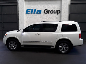 Nissan Armada 5.6 V8 4x4 Elia Group