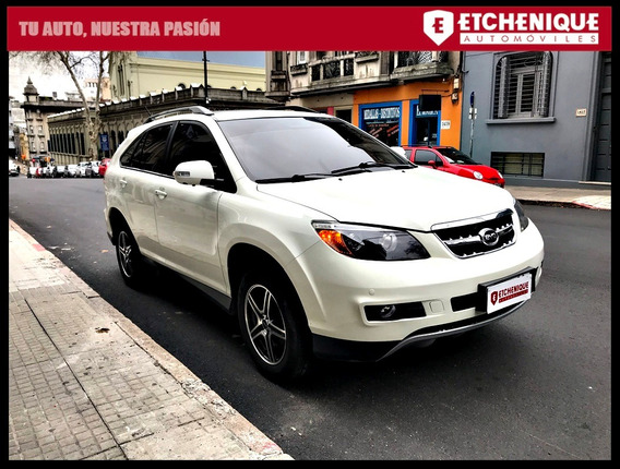 Byd S6 2.0 Único Dueño Impecable Extra Full Etchenique.