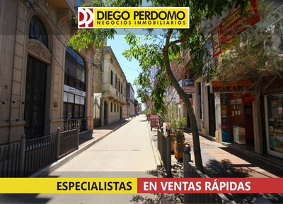 Casa En Venta, 4 Dormitorios - Centro De San José De Mayo