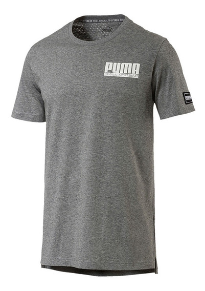 Remera Hombre Puma Style Athletics 850031 - Global Sports