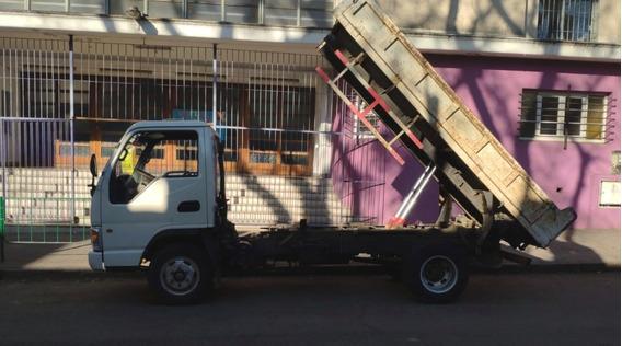 Camion Jac 3030 Con Volcadora 3.000 Kg Descuenta Iva