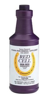 Red Cell Suplemento Mineral Vitamínico 946ml Para Caballos