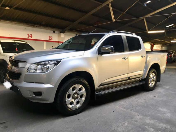 Chevrolet S10 2.8 Cd 4x4 Ltz Tdci 200cv At 2016