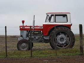 Tractores Massey Ferguson 1075 - Hidraulica