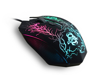Mouse Gamer Gaming Cliptec Rgs501 Usb Optico 2400 Dpi Oy