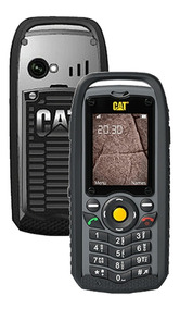 Celular Cat B25 Basico Resistente Y Submergible Camara Cat