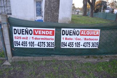 Dueño Vende O Alquila Parque Del Plata Norte.al Dia.barata!!