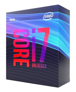 Procesador I7 9700k Intel Core S1151 S/fan Box Diginet