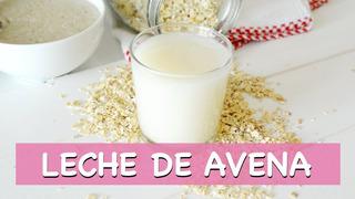 Leche De Avena 100 % Natural Envíos