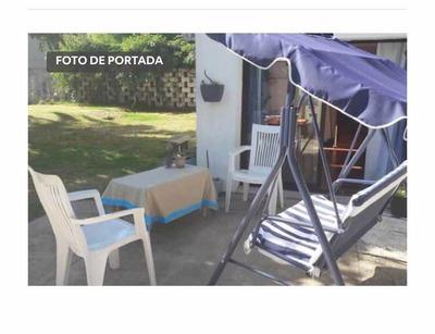 Cómoda Casa Para 4 En Punta Del Este / Temporada
