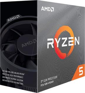 Procesador Amd Ryzen 5 3600x 3,8ghz Gamer 6 Núcleos Am4 Nnet