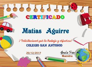 Diplomas Personalizados Para Niños-finalizacion De Cursos