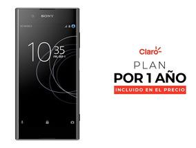 Celular Sony Xperia Xz1 + Plan 4 Gb Por 1 Año Incluido