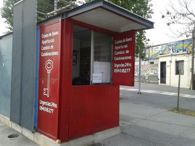 Kiosco De Cerrajeria En Venta!