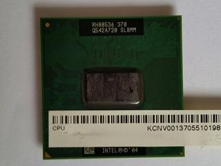 Intel Celeron M 370 1.5 Ghz Para Notebook