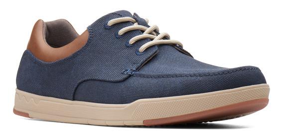 Zapato Hombre Clarks Step Isle Lace 061.368970148