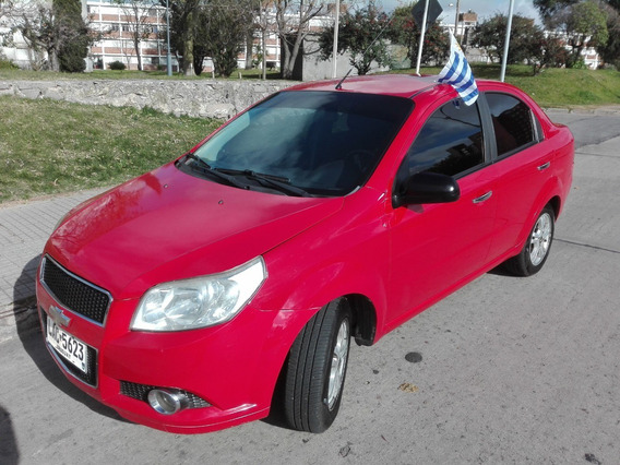 Chevrolet Aveo Lt 1.6cc Automatico 2012 ¡¡full¡¡ Impecable¡¡