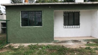Casa 1 Dormitorio Con Parrillero Y Estufa A Leña