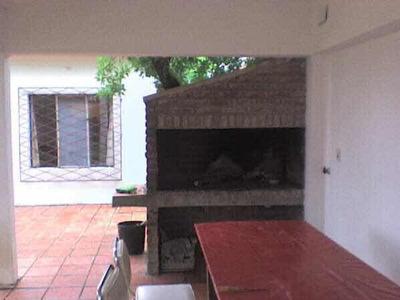 Alquilo Casa A 50mt De Mar Con Parrillero