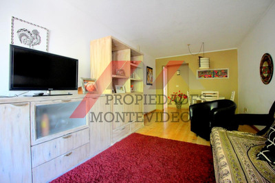 Apartamento 3 Dormitorios Amoblado En Alquiler Y Venta - Pocitos