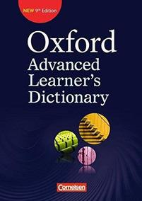 Oxford Advanced Learners Dictionary B2-c2. Wã¶rterbuch (