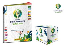 Copa America Brasil 2019 - 50 Sobres + Album Obsequio