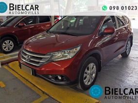 Honda Cr-v Ex L 4wd At 2.4 2014 Excelente Estado