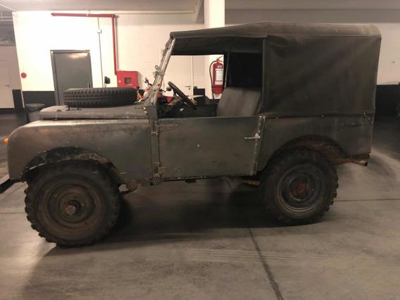 Land Rover Corto Año 62 .