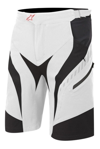 Shorts Con Badana Alpinestars Drop