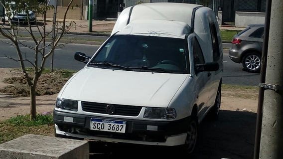 Volkswagen Caddy 1.9 Sd 1998