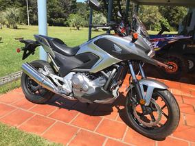 Honda Nc 700x 0km 2014