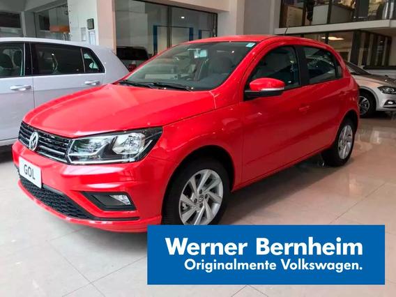 Volkswagen Gol Hatch Highline Rojo 0km - Werner Bernheim