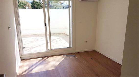 Ocupación Inmediata, 1 Dormitorio Con Patio De 20 Metros