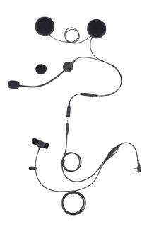 Auricular Bluetooth Motocomm Rs-3 Lidsquid Helmet Communi